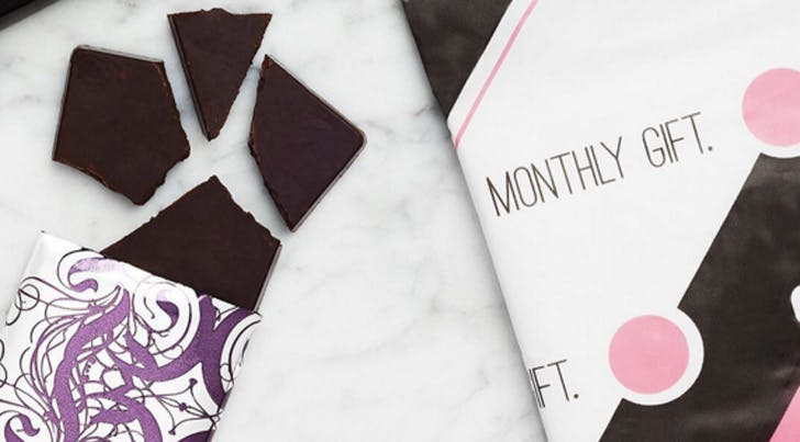 This Period Tracker App Sends You Chocolate Every Month