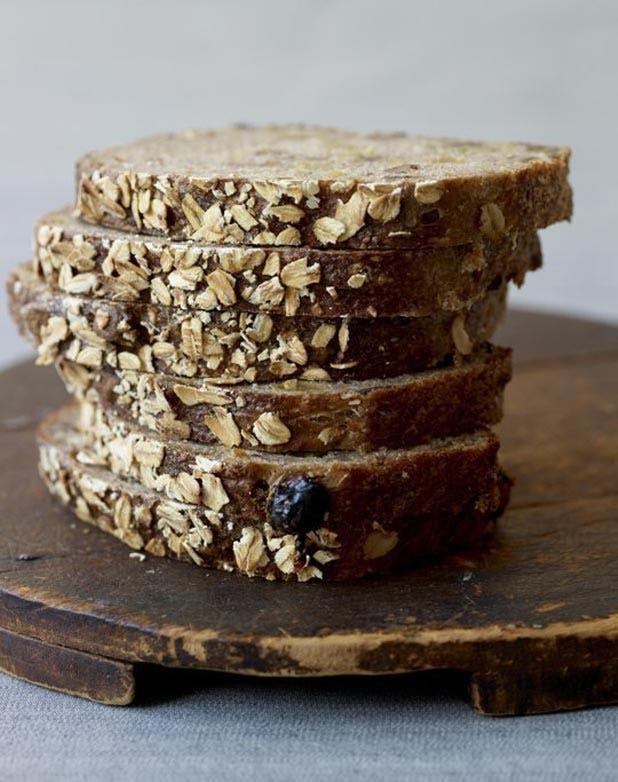 oats wheatbread
