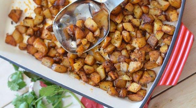 How to Turn Potato Salad into Delicious Breakfast Potatoes