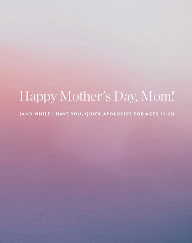 60 Hilarious Mother's Day Quotes About Moms PureWow New Mothers Day Quotes