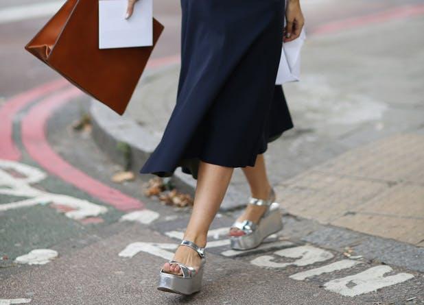 shoes flatform