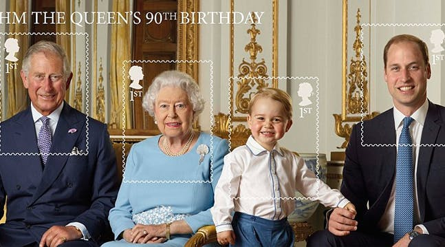 Royal News Alert: You Can Now Order Prince George Postage Stamps