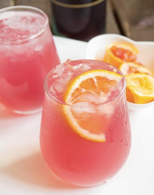 Cocktail wine cocktail wine