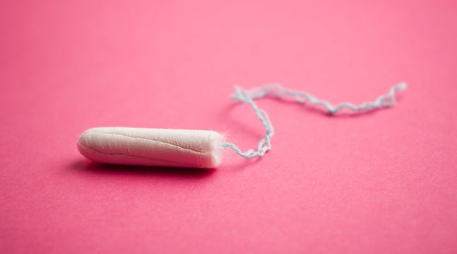 This App Tells You When to Change Your Tampon