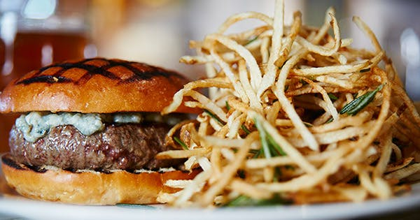 The best burgers in new york city ranked purewow for Cheap tattoo removal chicago