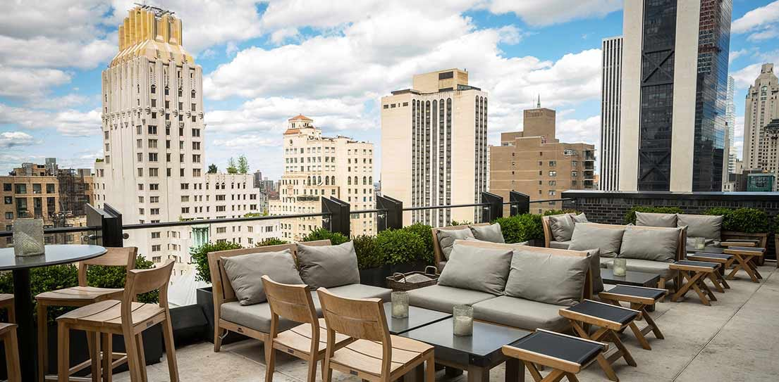 NY Rooftops List3 & The 16 Best Rooftop Bars in NYC - PureWow memphite.com
