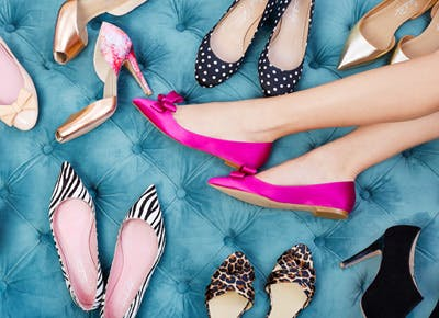 No Joke: You Can Win 52 Pairs of Shoes