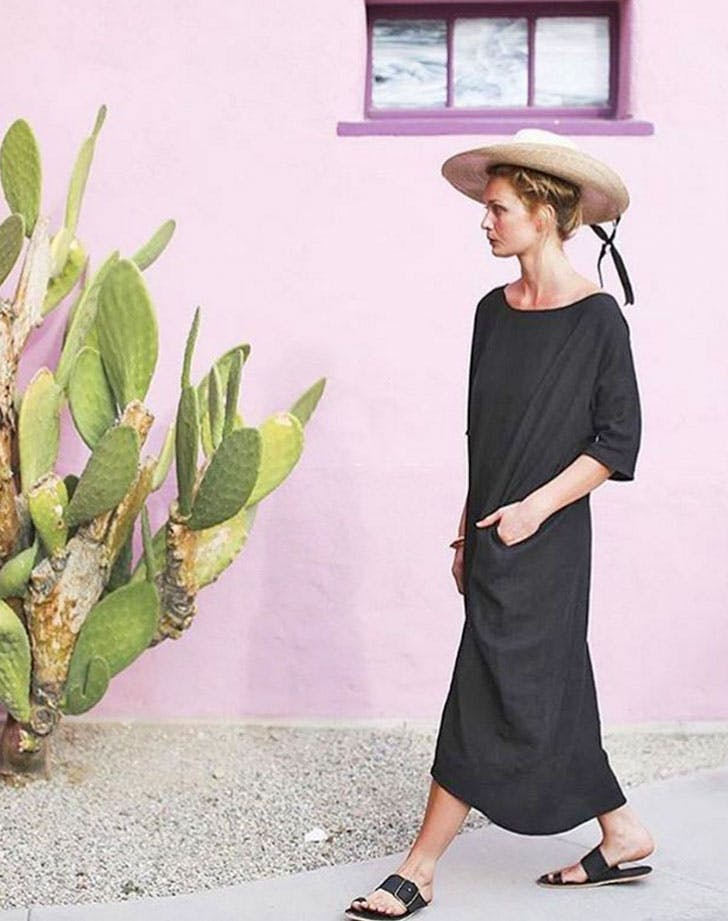 SimpleSandal Dress 728x921