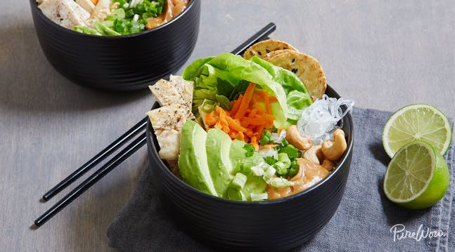 Forget Ramen--Were Eating Spring Roll Bowls