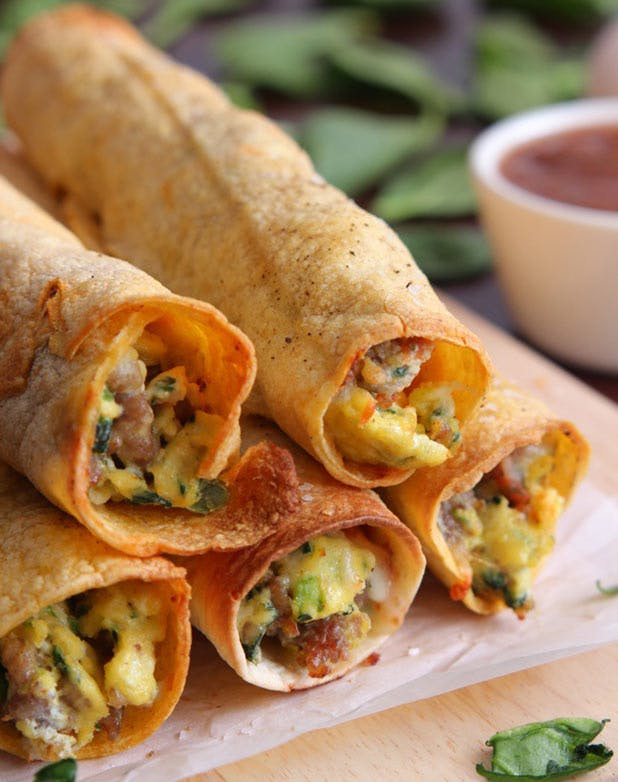 brunch taquitos
