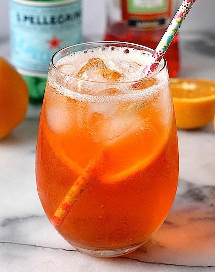 cocktails aperol