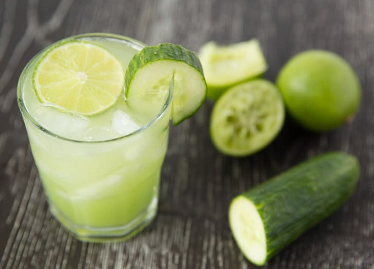 cocktails cucumber