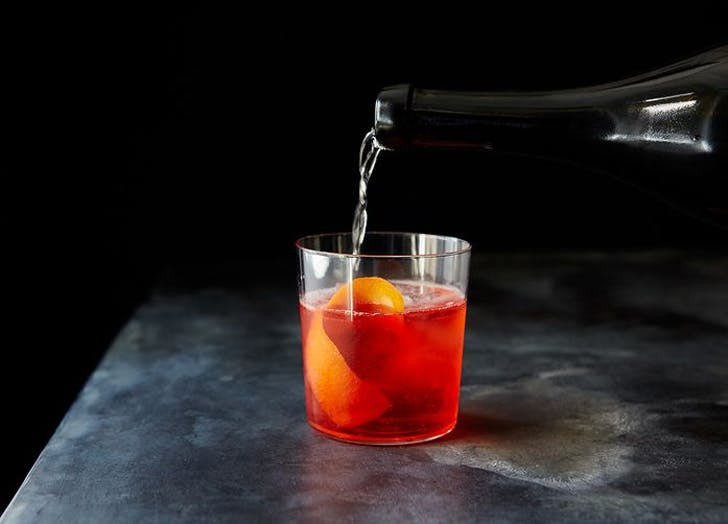 cocktails negroni