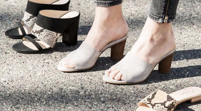 How to Spot a Comfortable Shoe Before You Even Try It On