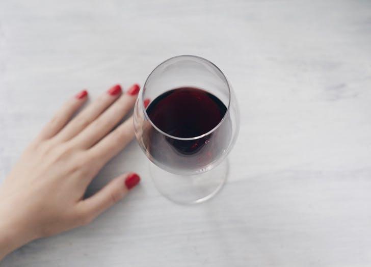 frazzled wine