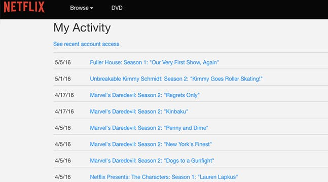 How to Delete Your (Embarrassing) Viewing History on Netflix