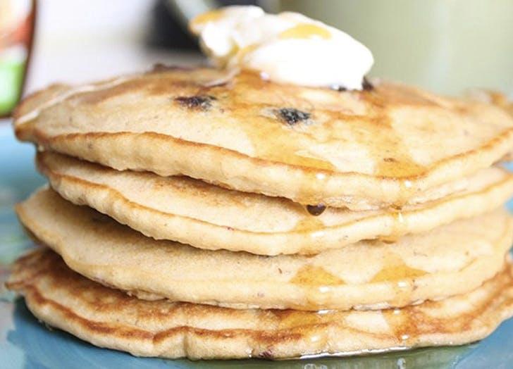pancakeoatmeal