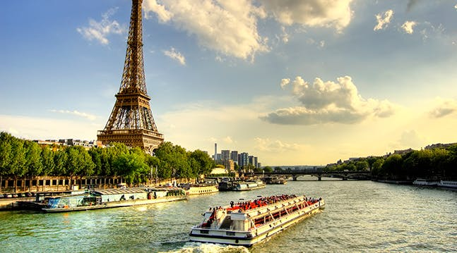 Ooo La La! You Can Now Spend the Night in the Eiffel Tower