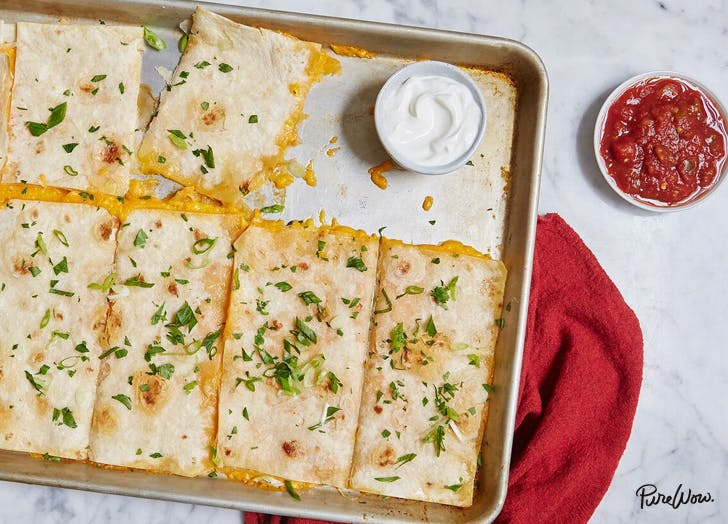 quesadilla list
