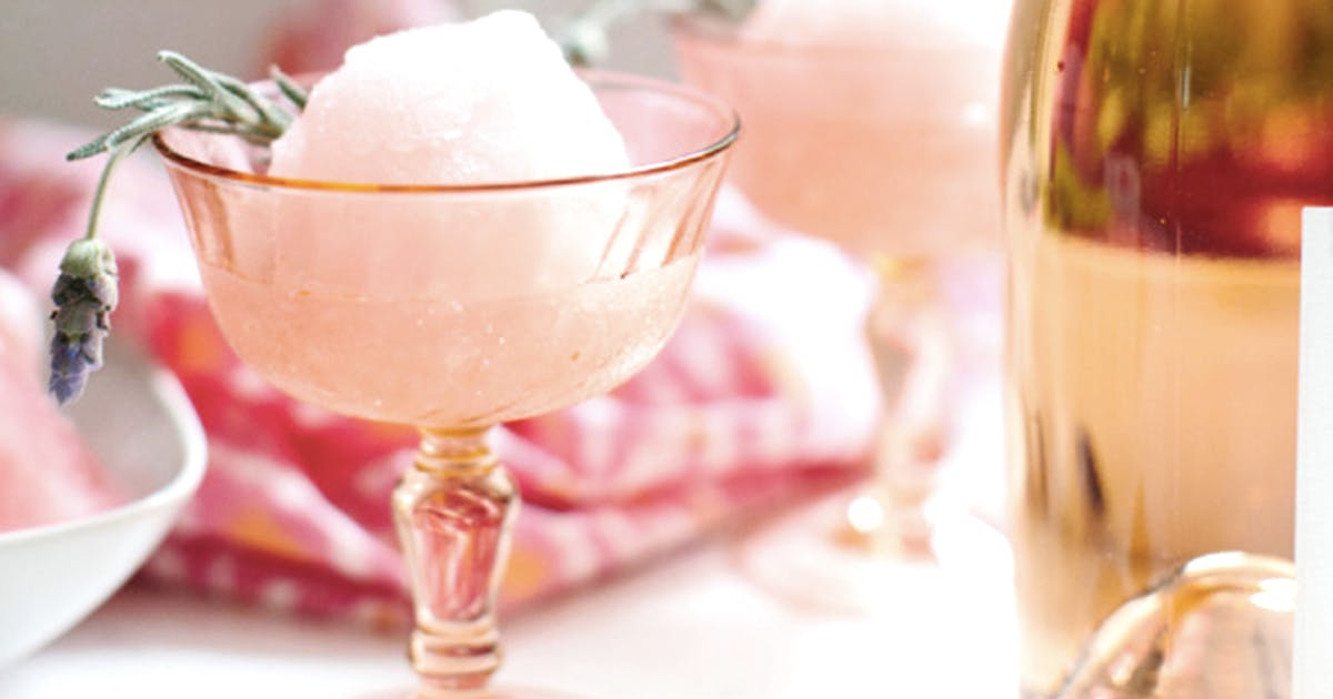 8 Summer Cocktails You Can Make with a Bottle of Rosé