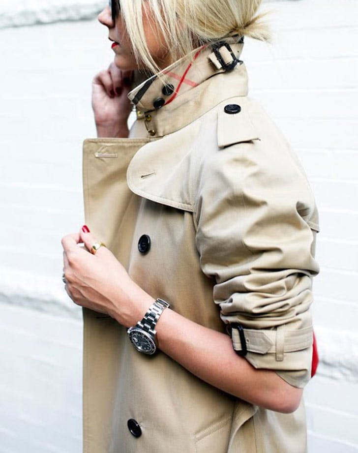 staples trench