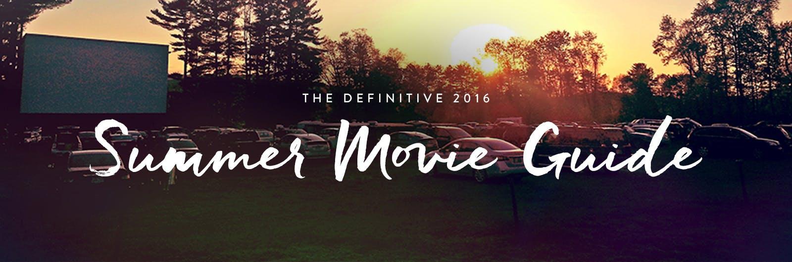 summer movie guide