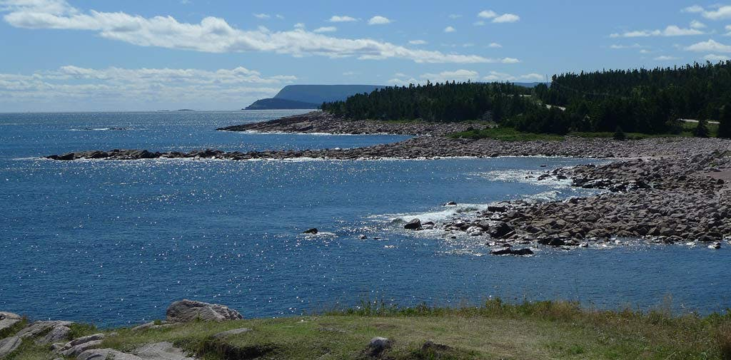 summer travel novascotia