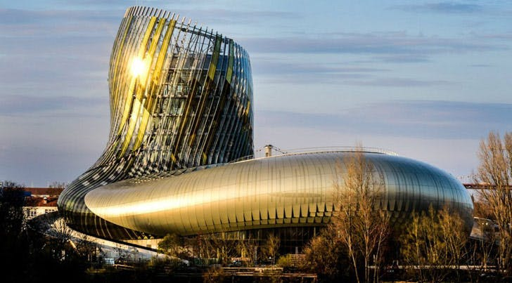 A Wine Theme Park Just Opened In France...And If You Need Us Well Be There