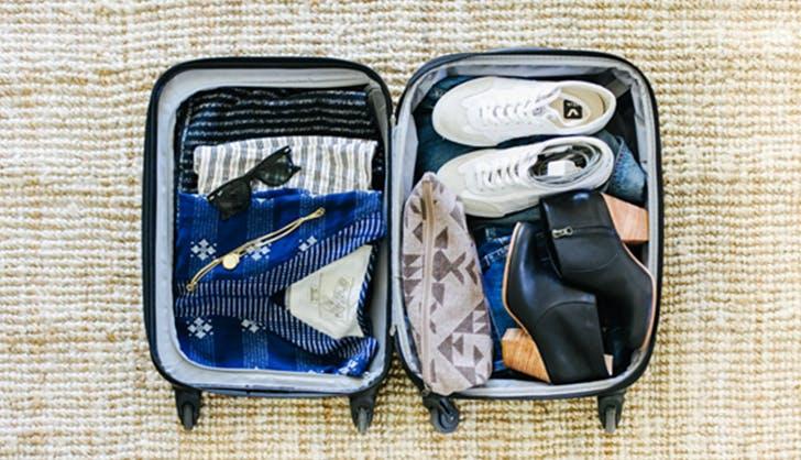 CrackerBarrel suitcase