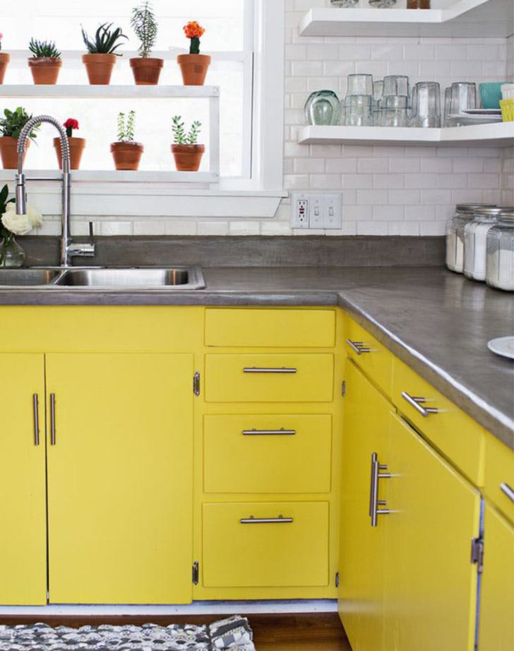 GE repaint cabinets