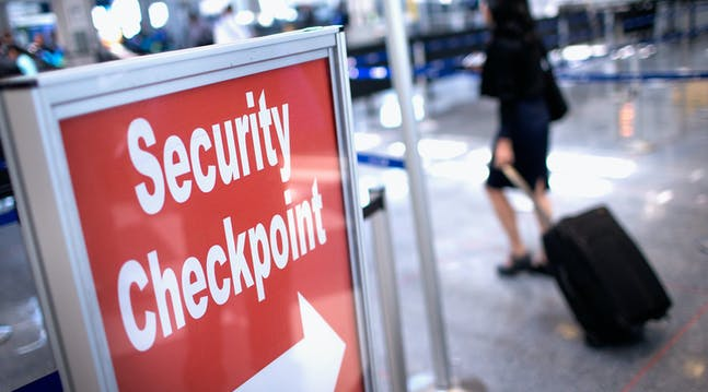 Oops, Soon TSA Wont Accept Licenses from These 5 States