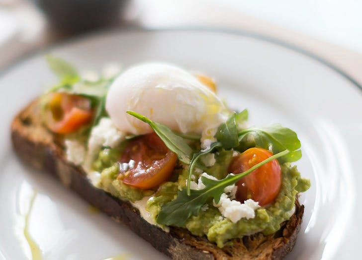 The Best Avocado Toast In Nyc Ranked Purewow
