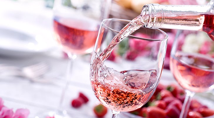 Yesss, There's a Giant Rosé Festival Happening in NYC