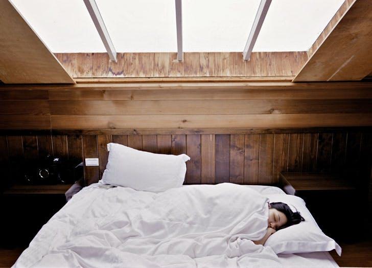 Sleeping 728x524
