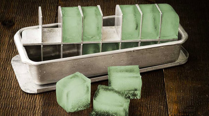 Aloe Ice Cubes Are a Summer Game Changer