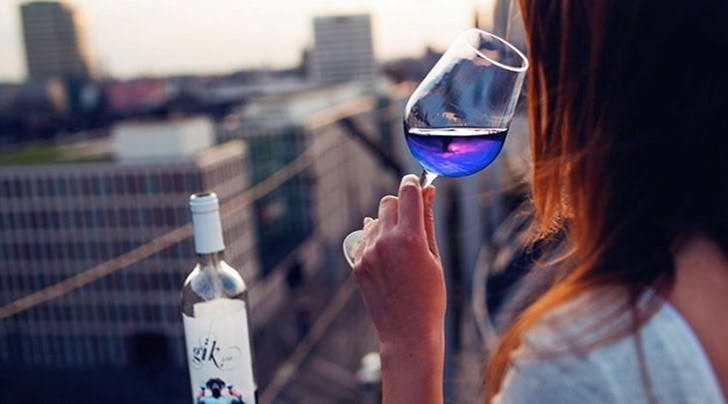 Blue Wine Is Officially a Thing (Thanks, Spain!)