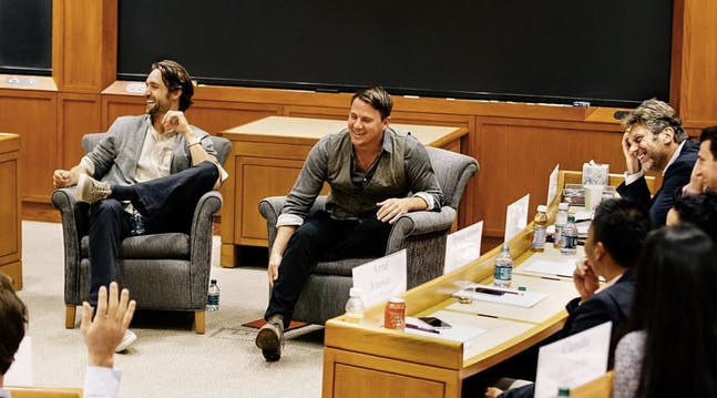 Oh, Hello! Channing Tatum Just Enrolled at Harvard
