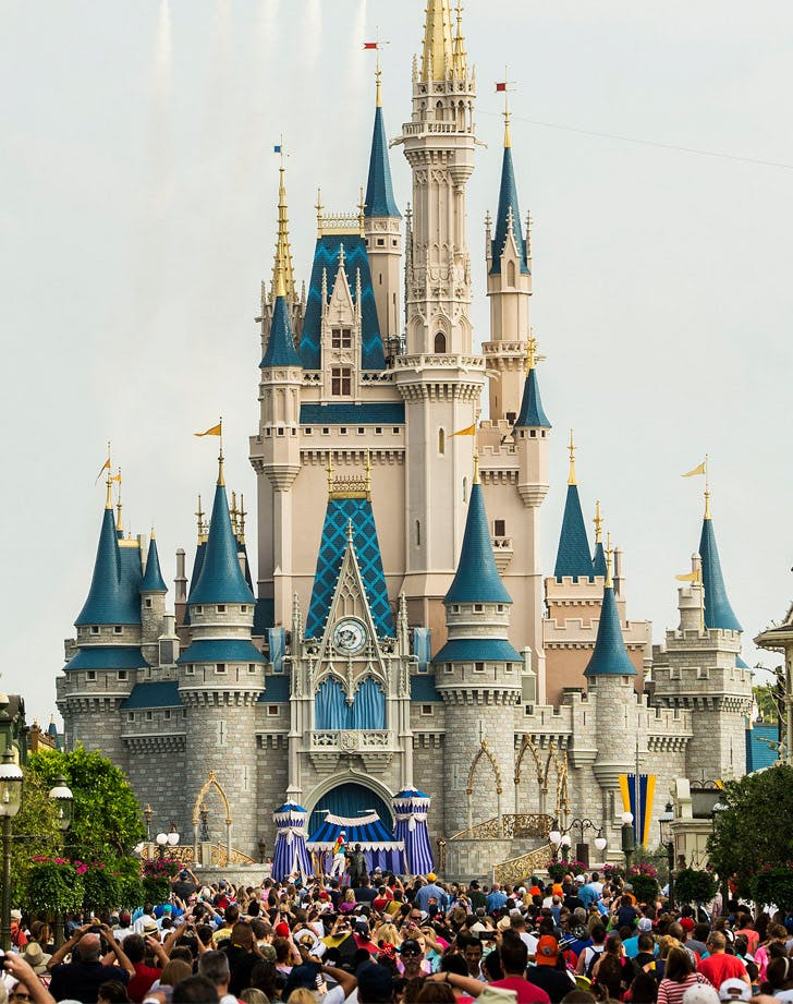 cinderella castle list