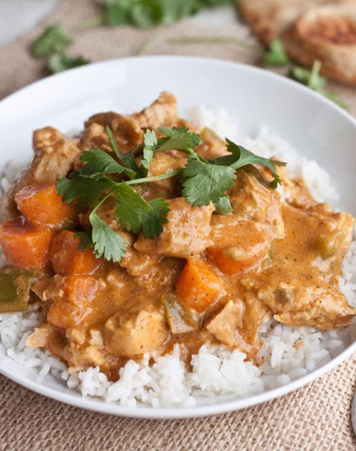 crockpot currychicken