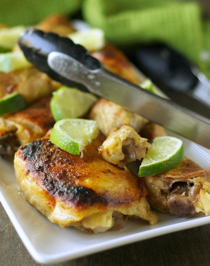 crockpot limechicken