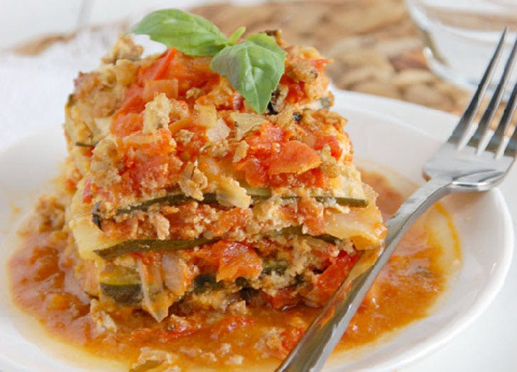 crockpot zucchinilasagna