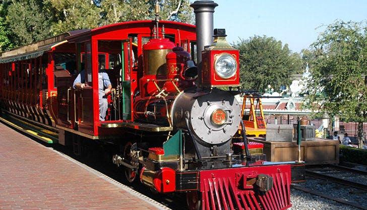 disney train list1