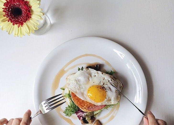 eat eggs list