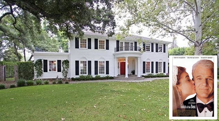 The Father of The Bride House Is for Sale and Were All Freaking Out