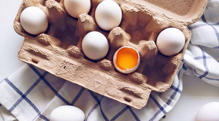 The Stupid Easy Way to Tell If an Egg Is Fresh