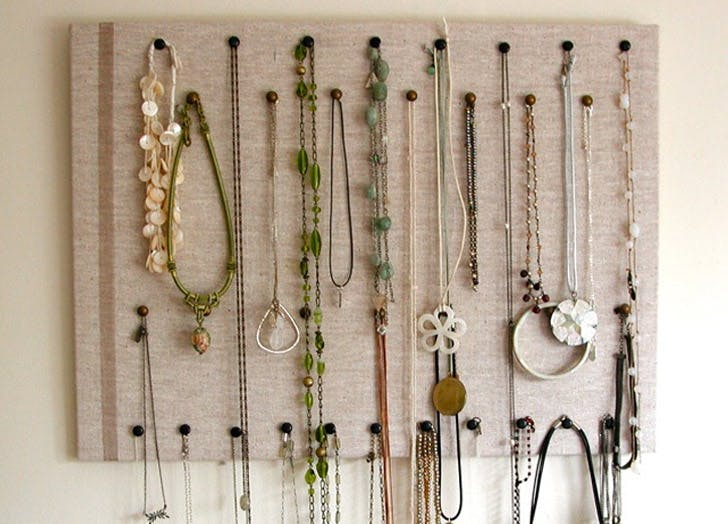 jewelery board list