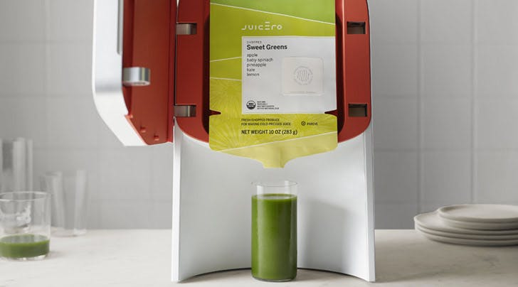 Get a Load of the Futuristic New Juicer That Everyone Is Talking About