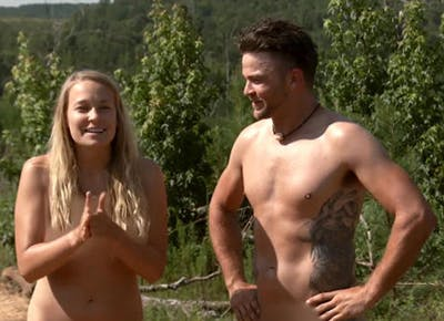 naked and afraid uncensored nude pictures