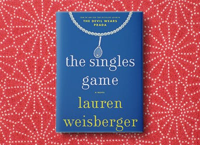 Lauren Weisberger Is Back with Glamour, Gossip and Tennis