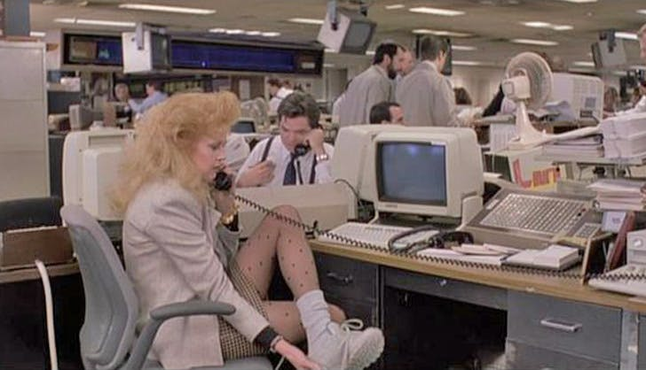 sneakers workinggirl